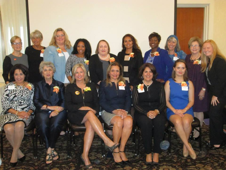 Women of Achievement 2014